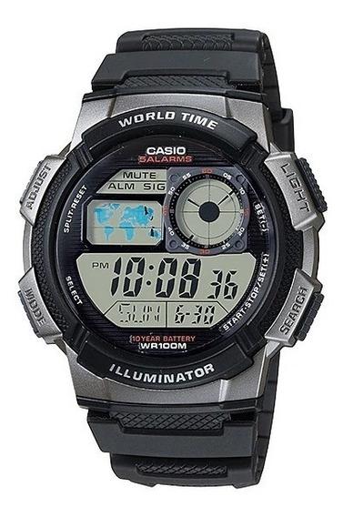 Relógio Casio Ae1000w-1bvdf