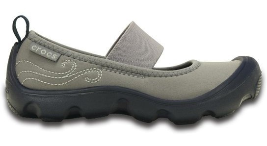 Sapatilha Crocs Kids Duet Busy Day Mary Jane Original