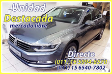 Volkswagen Vw Passat 2017 0km Highline Tsi Full Nuevo Autos