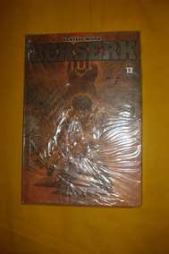 Berserk Nova Edição N º 13 Lançamento Da 1ª Impressão
