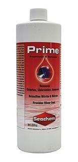 Seachem Laboratories Prime 1l34 Fl Oz Acondicionador Concent