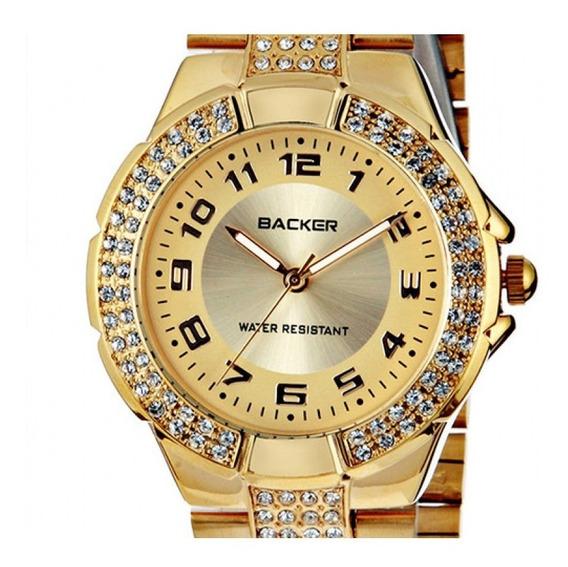 Relógio Backer Feminino Promo 60% Off ! Mod 3006145f