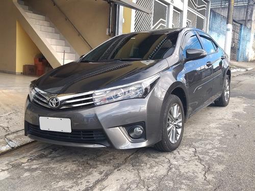 Toyota Corolla Xei 2017 2.0 Completo
