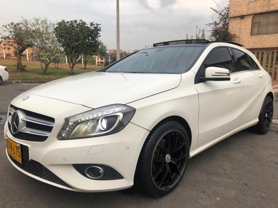 Mercedes Benz Clase A Limited Plus Automatico Turbo