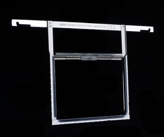 Duas Colgaduras P/ Revelação De Chapas 4x5 - Originais Kodak