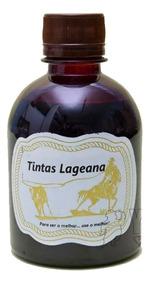 2 Tinta Lageana Premium Marrom Para Laço Comprido