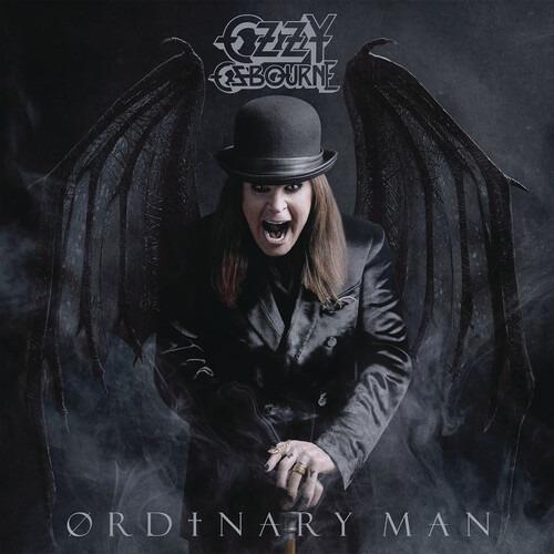 Ozzy Osbourne Ordinary Man Cd Nuevo 2020 Original