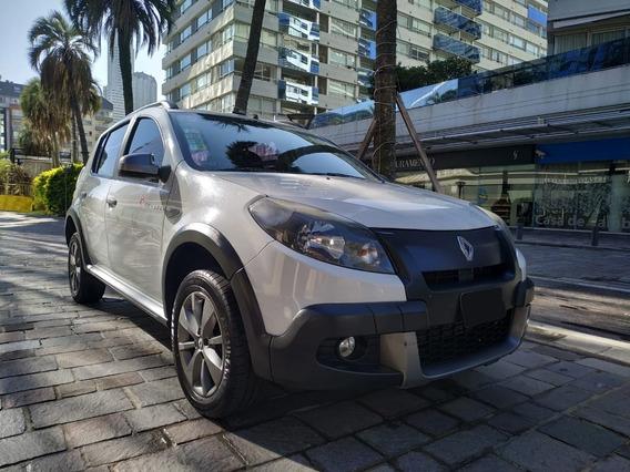 Renault Sandero Stepway 2012 1.6 Rip Curl 105cv G N C