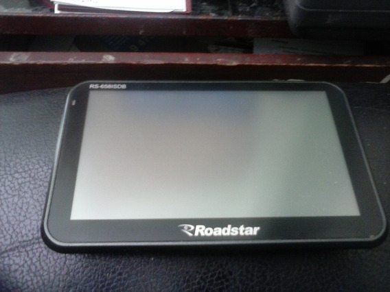 Gps Roadstar Rs-658isdb Display + Touch