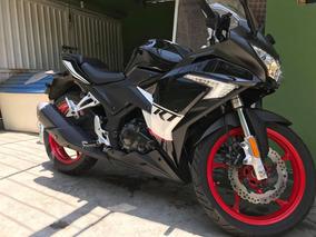 Moto Italika Rt 250 Sport Año 2017