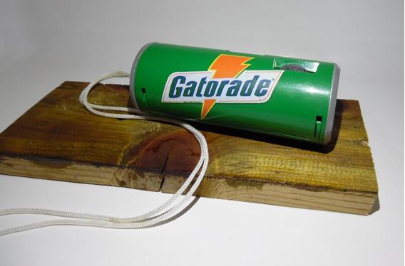 Camara Fotográfica Gatorade Promocional Bebida Gatorade