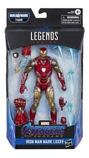 Marvel Legends Endgame Iron Man Mark Lxxxv Baf Thor Toylover
