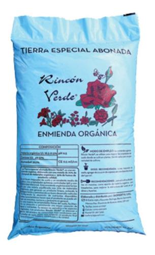Tierra Especial Abonada Humus Rincon Verde Biofertyl 2dm3