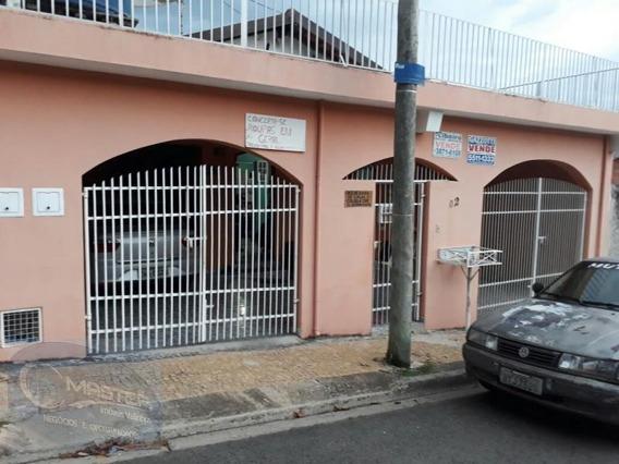 Casa Para Venda Em Valinhos, Jardim Das Figueiras, 4 Dormitórios, 1 Suíte, 2 Banheiros, 3 Vagas - Ca 745