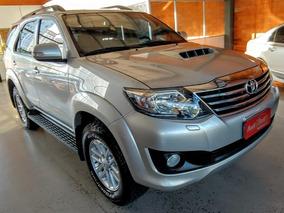 Toyota Hilux 3.0 Srv Top Cab. Dupla 4x4 Aut. 4p 163hp
