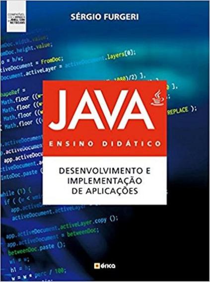 Java - Ensino Didatico - Erica
