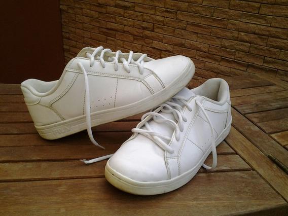 Zapatos Deportivos Marca Fila Talla 41 Usados Hecho En China