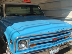 Chevrolet C-10 Clasica Impecable 6 Cil Automatica