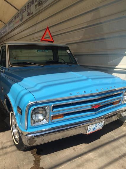 Chevrolet C-10 Clasica Impecable 6 Cil Automatica