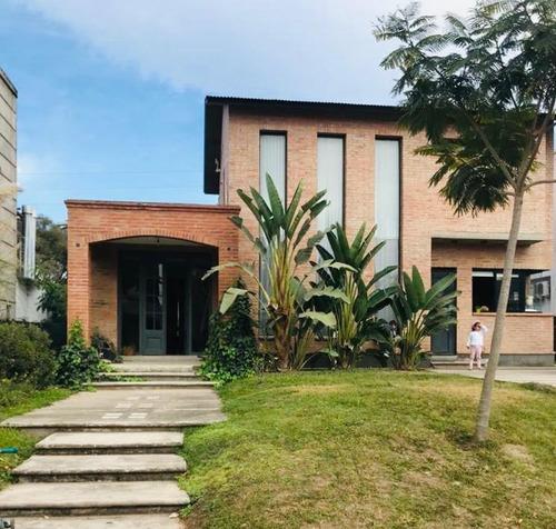 Hermosa Casa En Barrio Privado Los Tipales