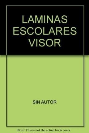 Libro - Laminas Escolares Visor Zoologia Y Botanica/cuerpo H