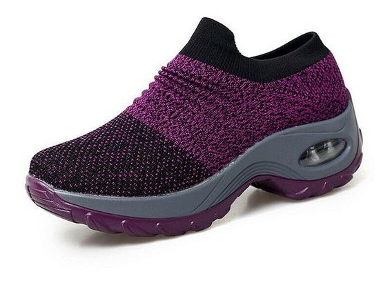 Championes Zapatos Aire Correr Livianos Colores Serenity