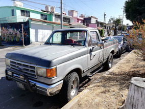 Ford F-200 Pick Up En Buen Estado Lista Para El Trabajo