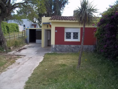 Alquiler De Casa Con Garage En Camino Repetto A 1 De Ruta 8