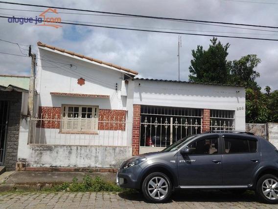 Casa Residencial À Venda, Vila Carmem, Cachoeira Paulista. - Ca0949
