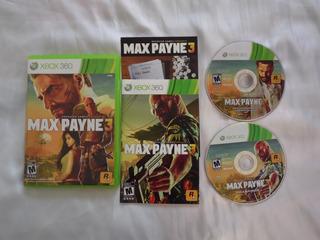 Max Payne 3 De Xbox 360