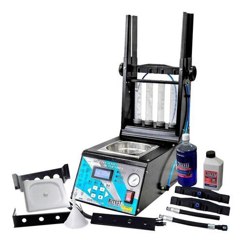 Maquina De Teste E Limpeza De Injetores Gdi, Completa -ka201