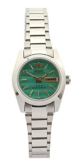 Relógio Orient Automático Feminino Verde 559wc8x E1sx