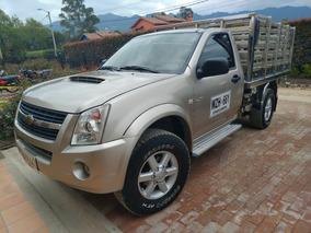 Chevrolet Luv D-max Estacas 4x4 Diesel 2012 Dmax 4x4 Estacas