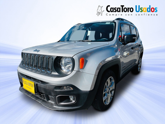 Jeep Renegade Sport Plus 1800cc 2019