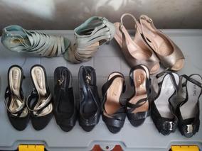 Zapatos Mujer Fiesta Seis Pares