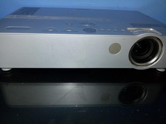 Projetor Panasonic Pt-lb50u Usado, Sem Cabos/acessorios