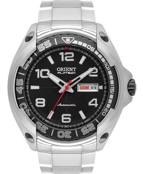 Relógio Orient Masculino Flytech Automático 469ti005 P2gx