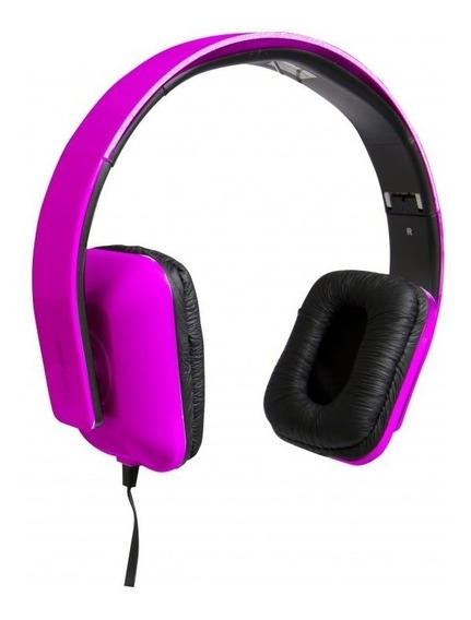 Fone Headphone Dobrável C/ Cabo Único Microfone Ta-41hp