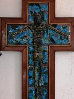 Cuadro De Cristo De Rodolfo Disner