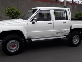 Toyota Hilux 4x4, 1986, Gasolina, Muelles Delanteros