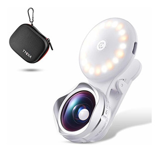 Tycka Cell Phone Lens With Beauty Led Selfie