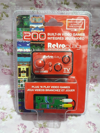 Console My Arcade Retro Play 200 Jogos