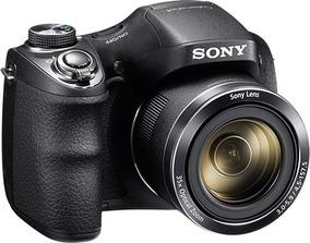 Câmera Digital Dsc-h300 Sony 20,1 Mp
