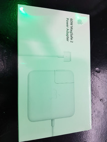 Fonte Macbook Magsafe 2 60w Original, Lacrada Na Caixa