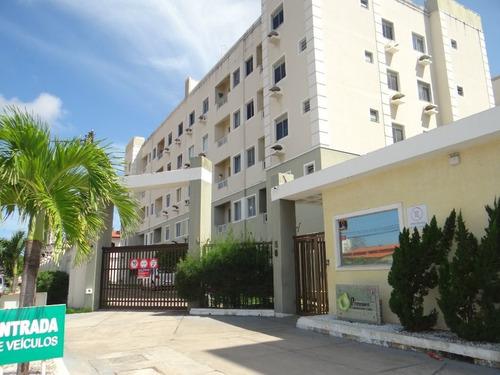 Imagem 1 de 27 de Apartamento À Venda, 50 M² Por R$ 215.000,00 - Engenheiro Luciano Cavalcante - Fortaleza/ce - Ap4549