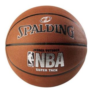 Balon De Basquetbol Basketball Spalding Nba Super Tack 7