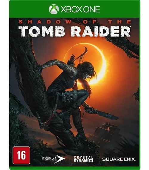 Shadow Of The Tomb Raider Xbox One Novo Lacrado