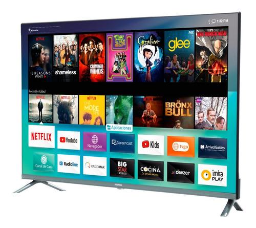 Imagen 1 de 3 de Televisor Hyundai 32 Pulgadas Hd Smart Tv Hyled3243nim