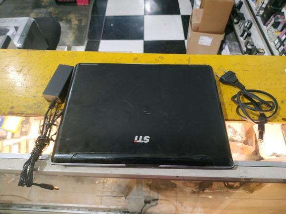 Notebook Semp Toshiba Sti Is1253 Revisado Funcionando Ok