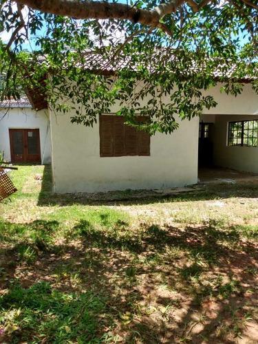 Imagem 1 de 14 de 16- Chácara Com Casa Pronta,a Venda Em Guararema